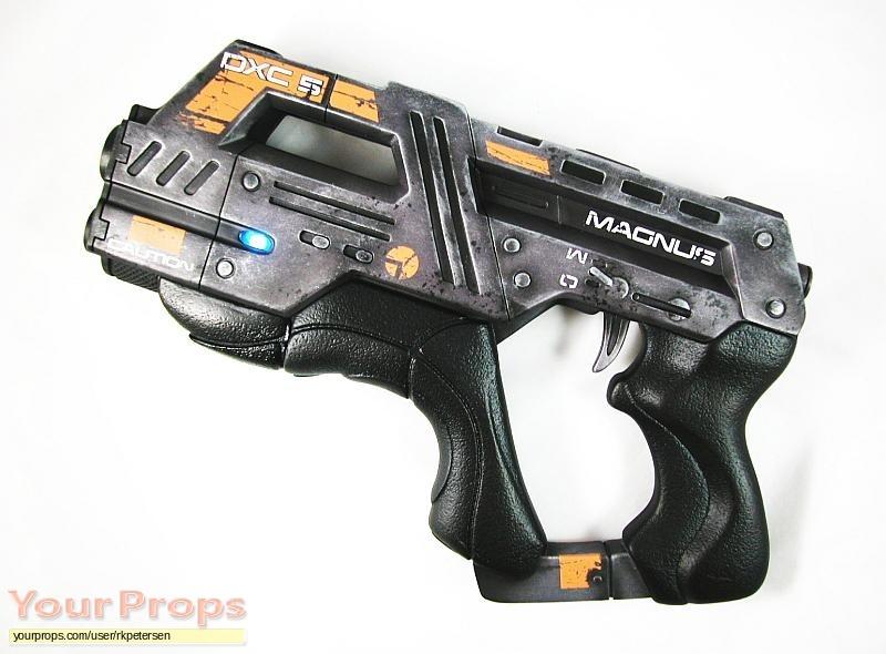 Mass Effect 3 (video game) replica movie prop