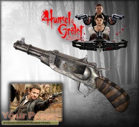 Hansel   Gretel  Witch Hunters original movie prop