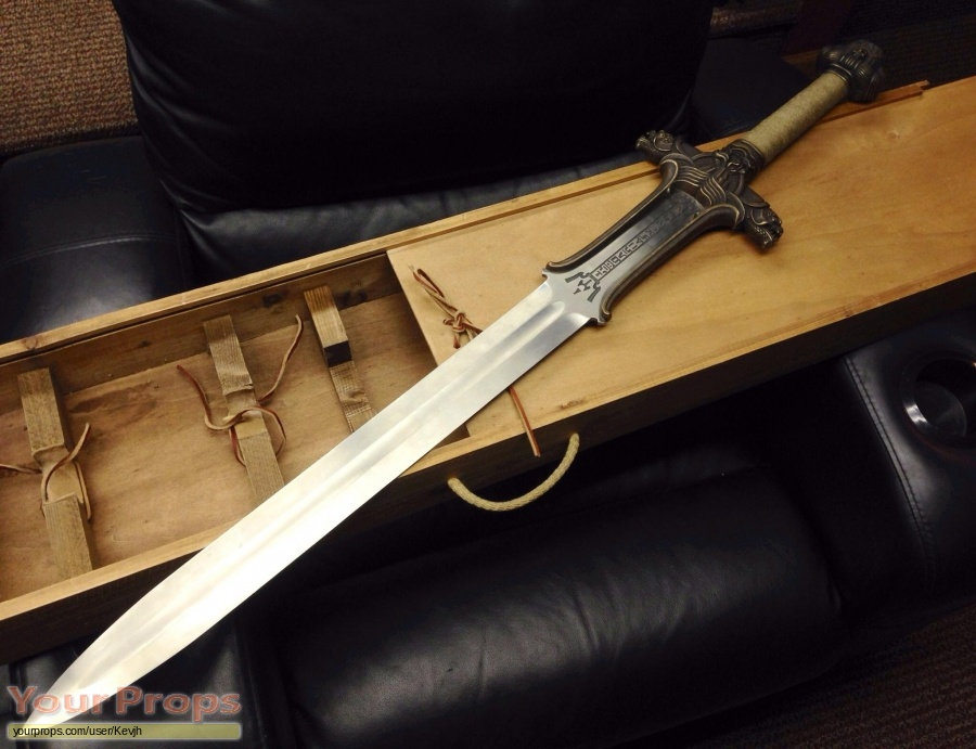 Conan the Barbarian replica movie prop