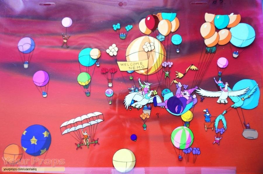 Little Nemo  Adventures in Slumberland original production material
