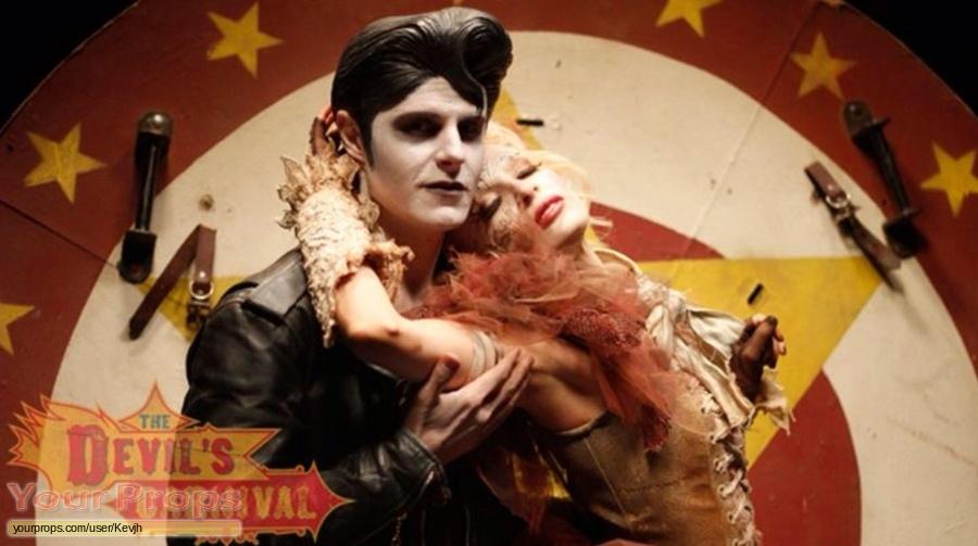 The Devils Carnival original movie costume