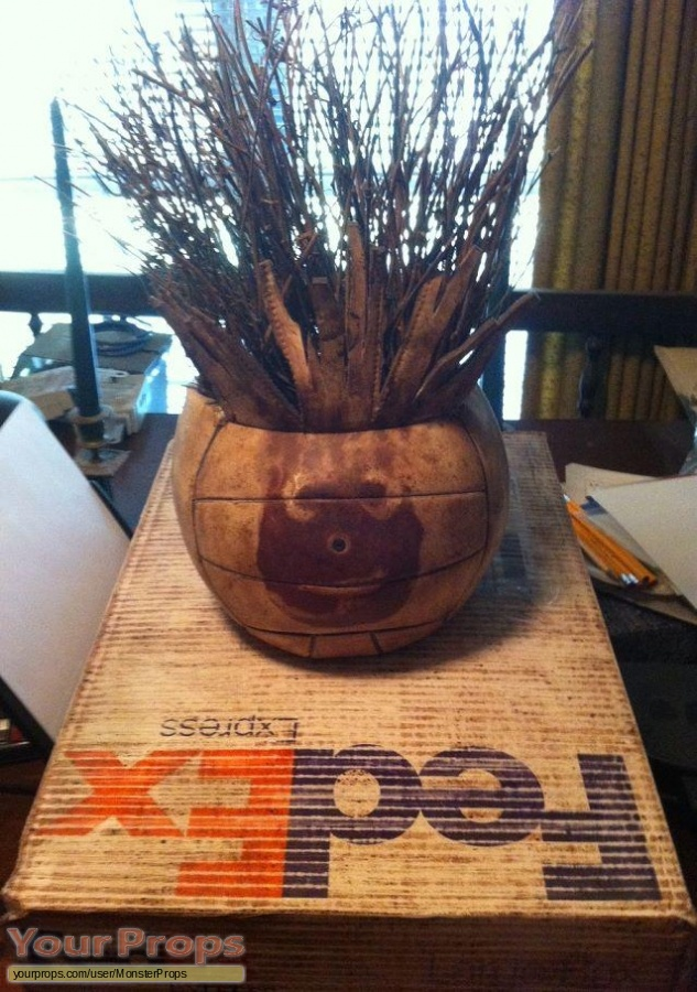Cast Away replica movie prop