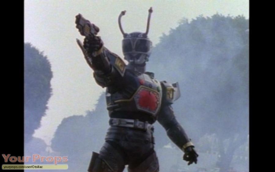 Big Bad Beetleborgs original movie prop