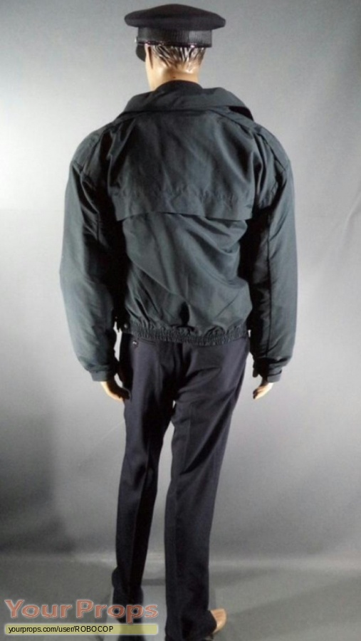 Robocop original movie costume