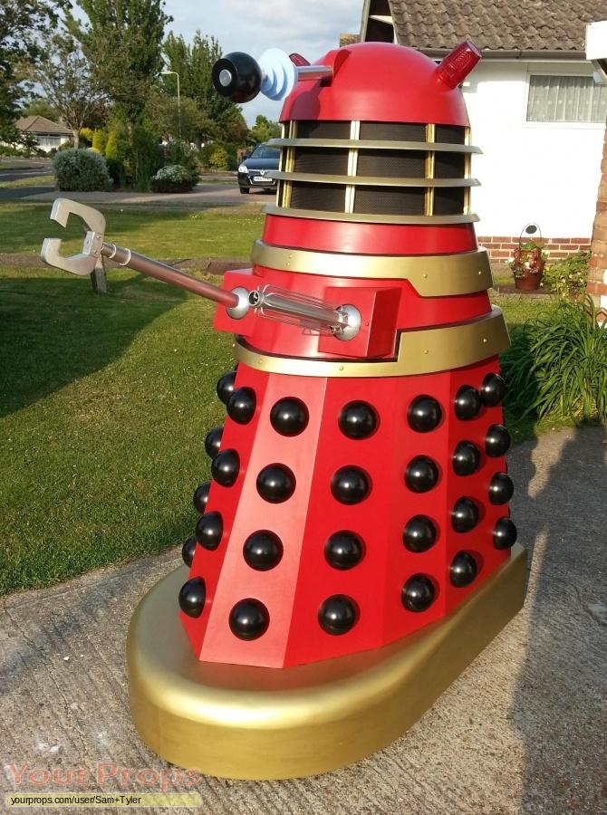 Doctor Who replica movie prop