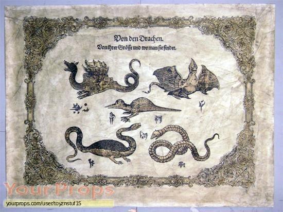 Dungeons   Dragons original movie prop