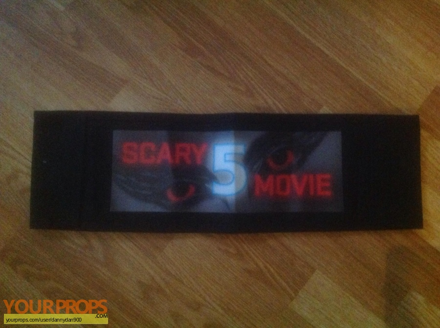 Scary Movie 5 original production material