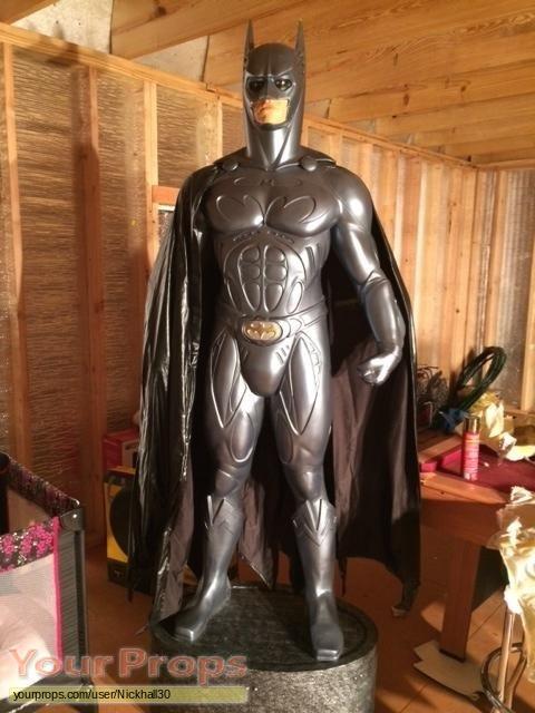 Batman Forever replica movie prop