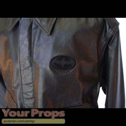 Batman Forever original film-crew items