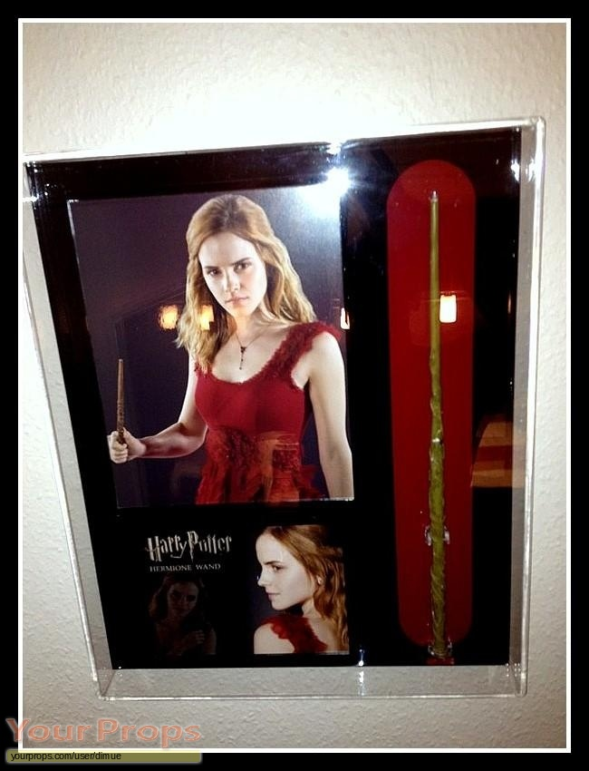 Harry Potter and the Order of the Phoenix original movie prop