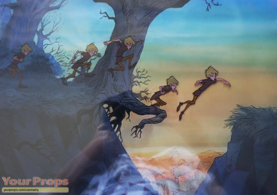 The Sword in the Stone original production material
