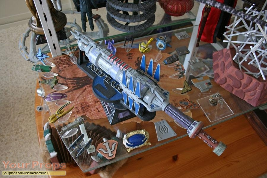Babylon 5 replica movie prop
