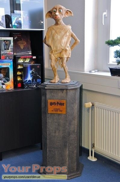 Harry Potter and the Chamber of Secrets replica movie prop