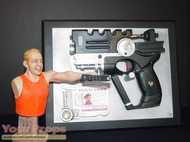 The Fifth Element (5th) replica movie prop