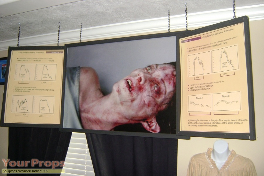 The Exorcism of Emily Rose original movie prop