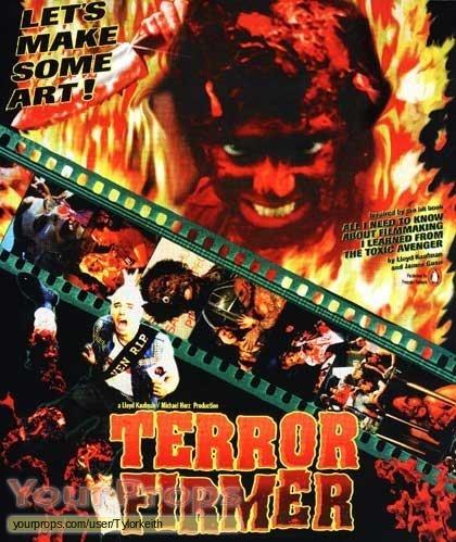 Terror Firmer original movie costume