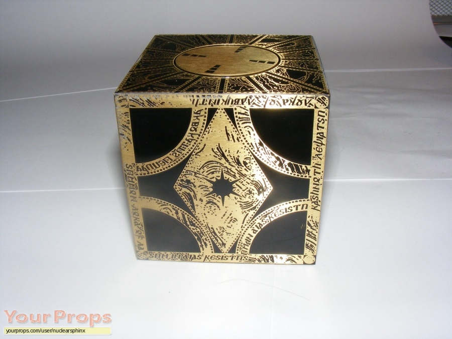 Hellraiser 3  Hell On Earth replica movie prop