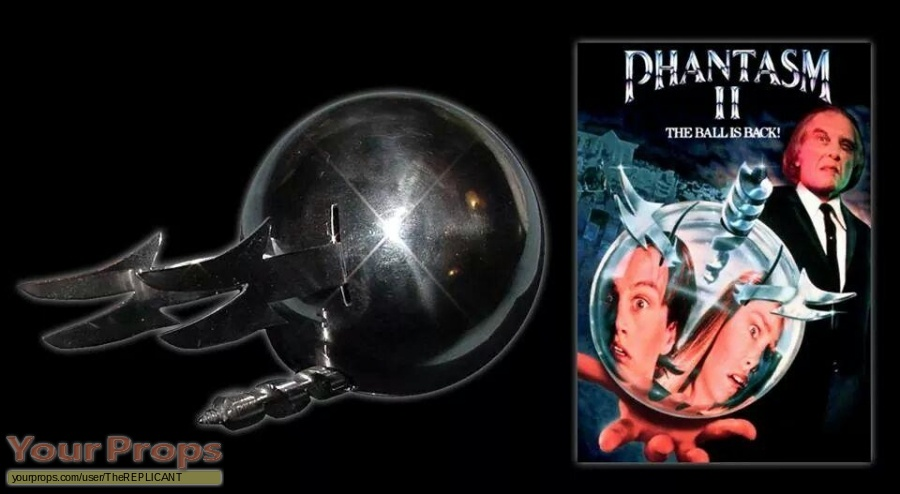 Phantasm II made from scratch movie prop