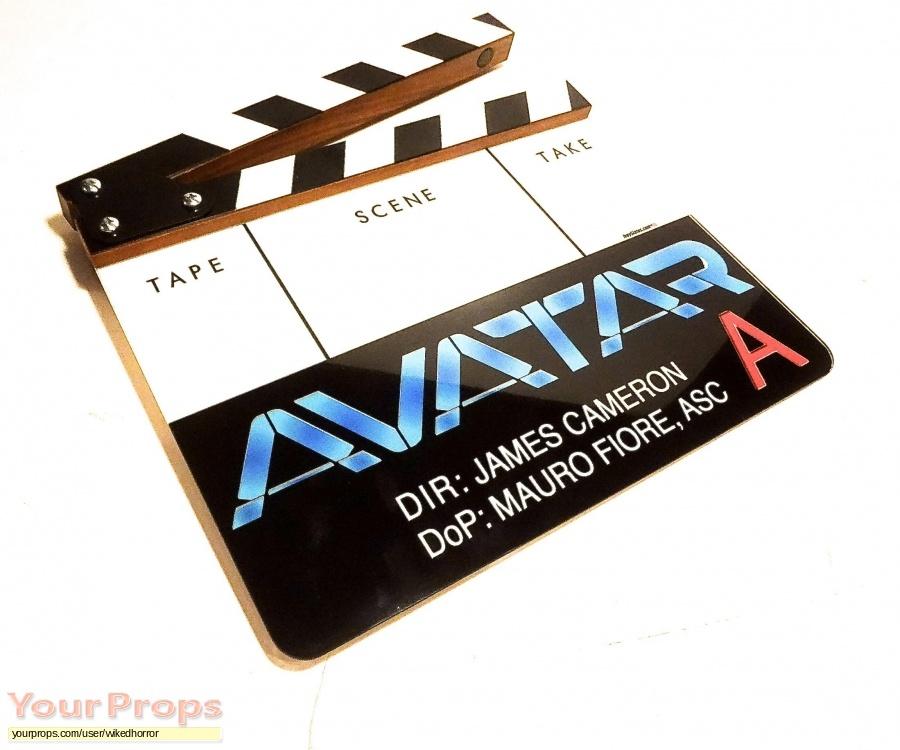 Avatar original production material