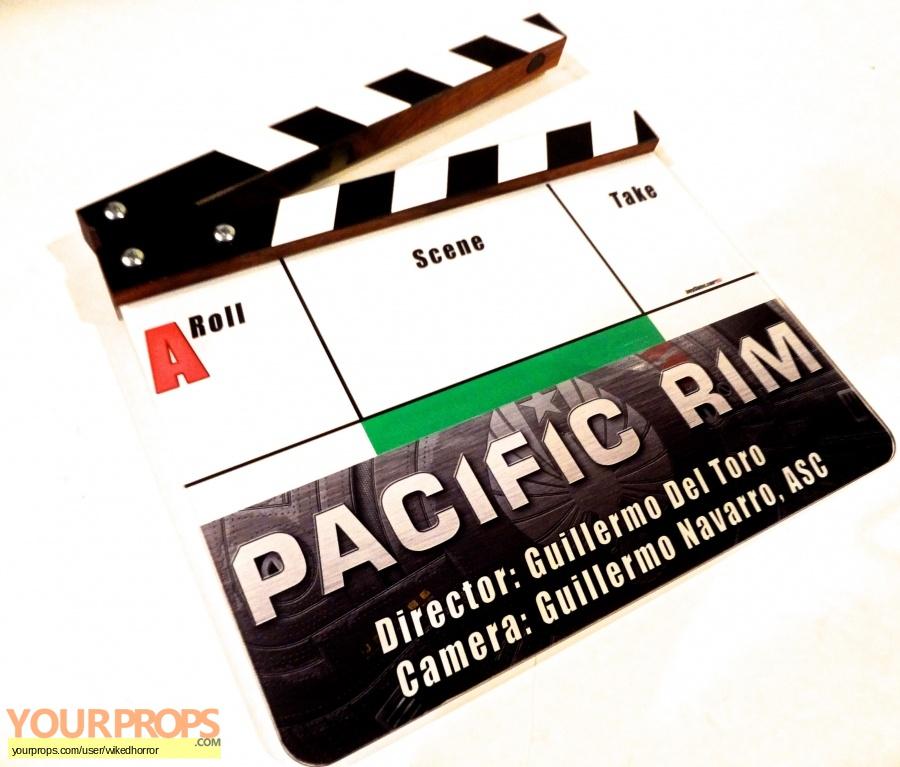 Pacific Rim original production material