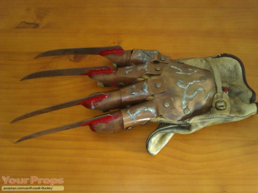 A Nightmare On Elm Street 5  The Dream Child replica movie prop weapon