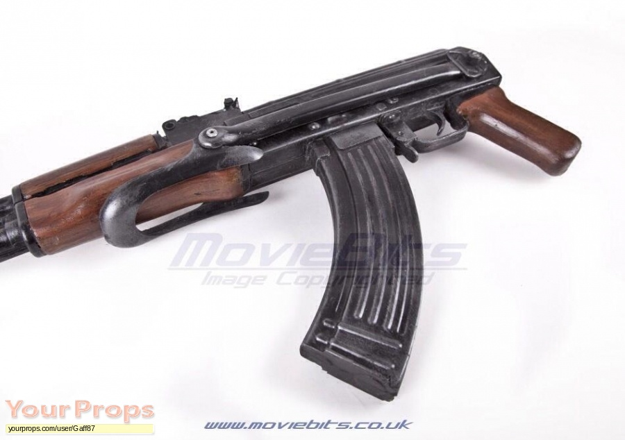 Lord of War original movie prop weapon