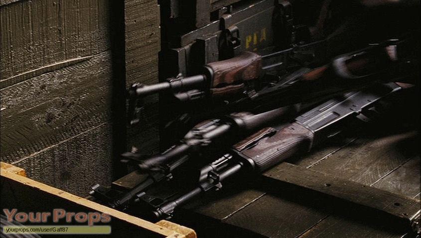 Lord of War original movie prop weapon
