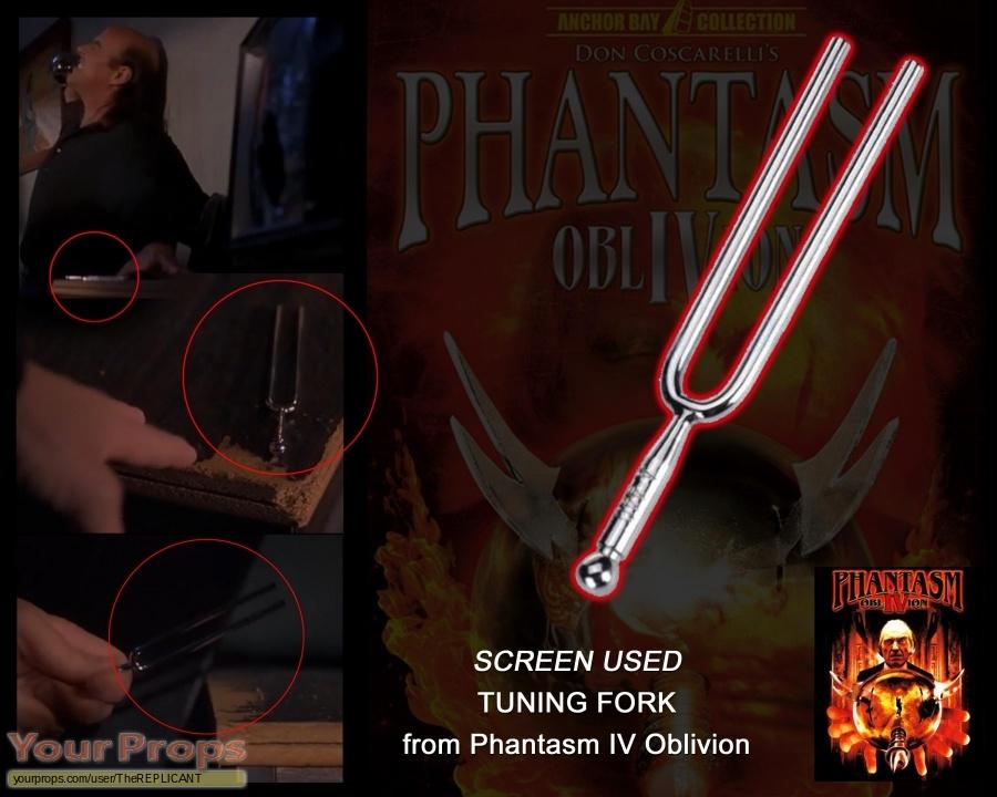 Phantasm IV  Oblivion original movie prop