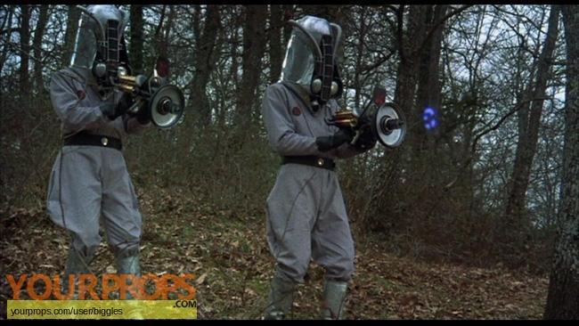 Zone Troopers original movie prop