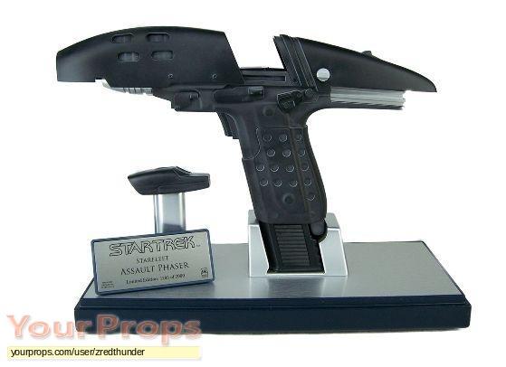 Star Trek V  The Final Frontier Master Replicas movie prop