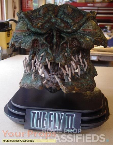 The Fly II original movie prop