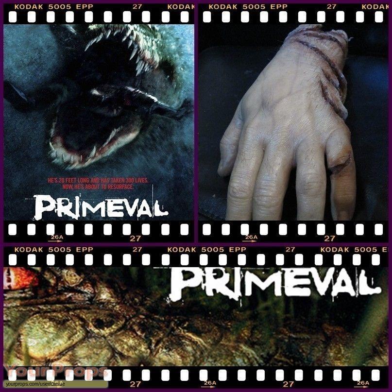 Primeval original movie prop