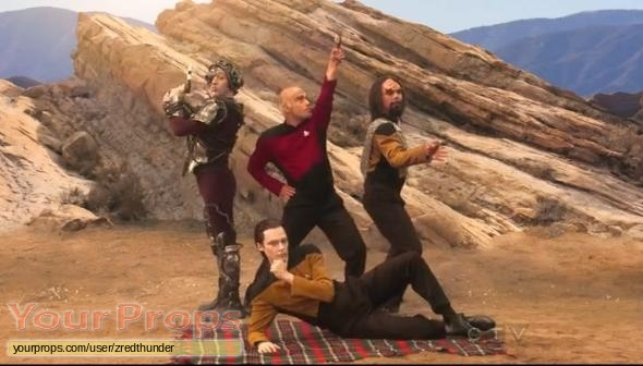 The Big Bang Theory original make-up   prosthetics