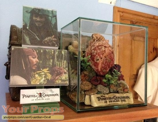 Pirates of the Caribbean  At Worlds End original movie prop