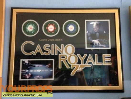Chips used in casino royale mi four winds casino