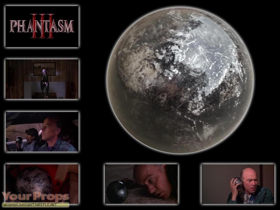 Phantasm III made from scratch movie prop