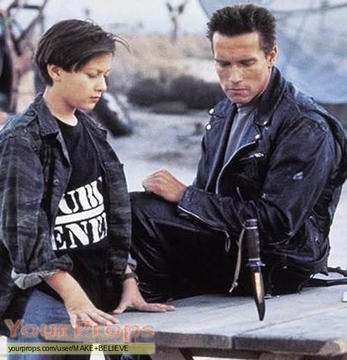 Terminator 2  Judgment Day replica movie costume