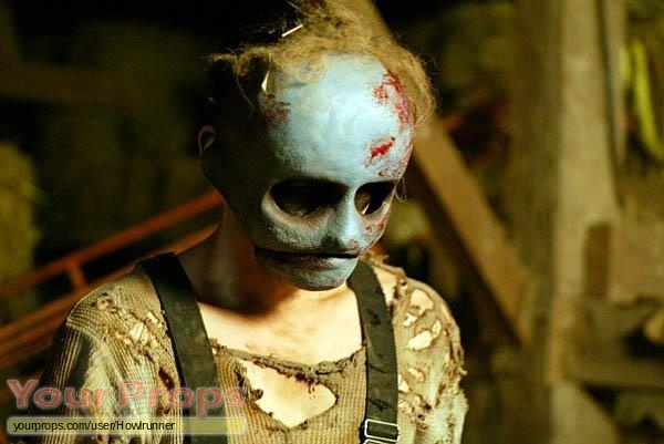 Behind the Mask  The Rise of Leslie Vernon replica movie prop