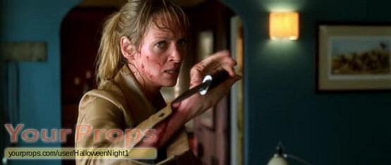 Kill Bill  Vol  1 original movie prop