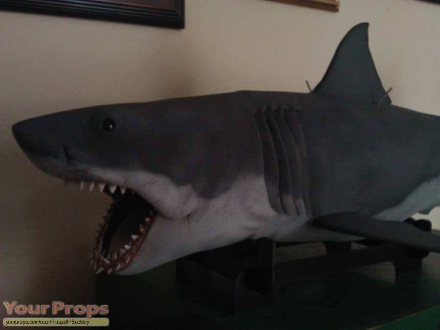 Jaws replica model   miniature