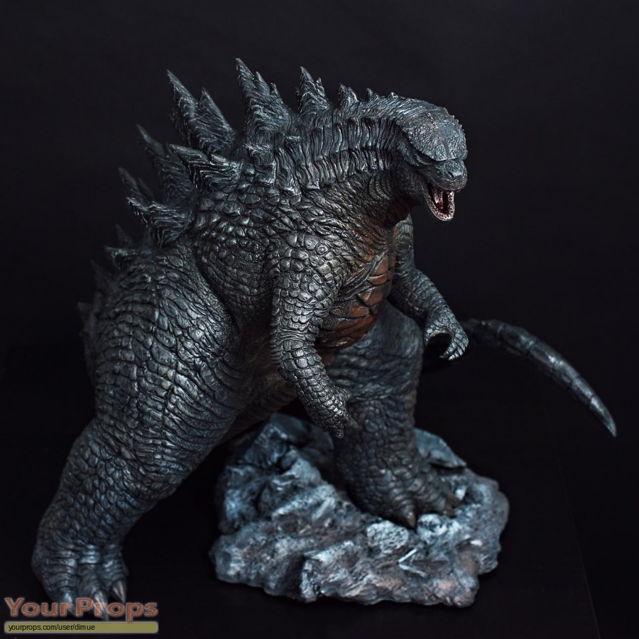 Godzilla original production artwork
