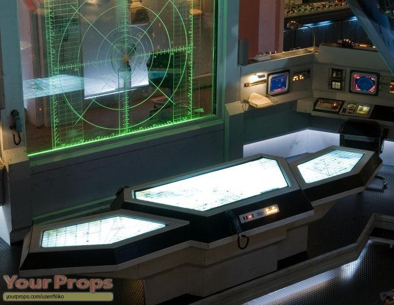 Battlestar Galactica original set dressing   pieces