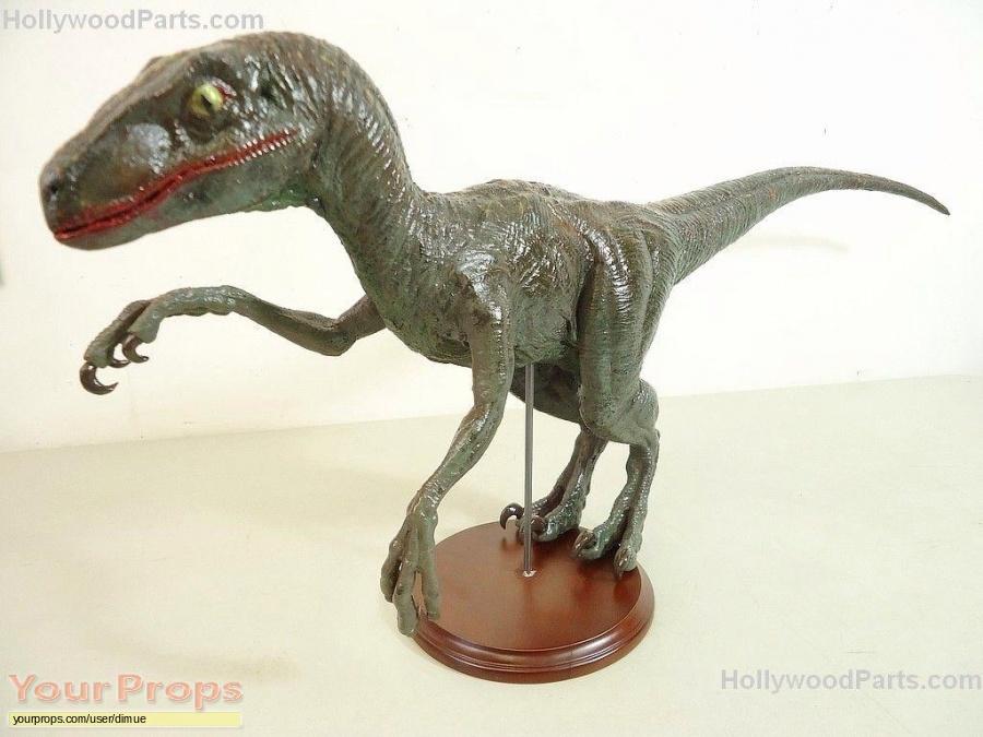 Jurassic Park original production material