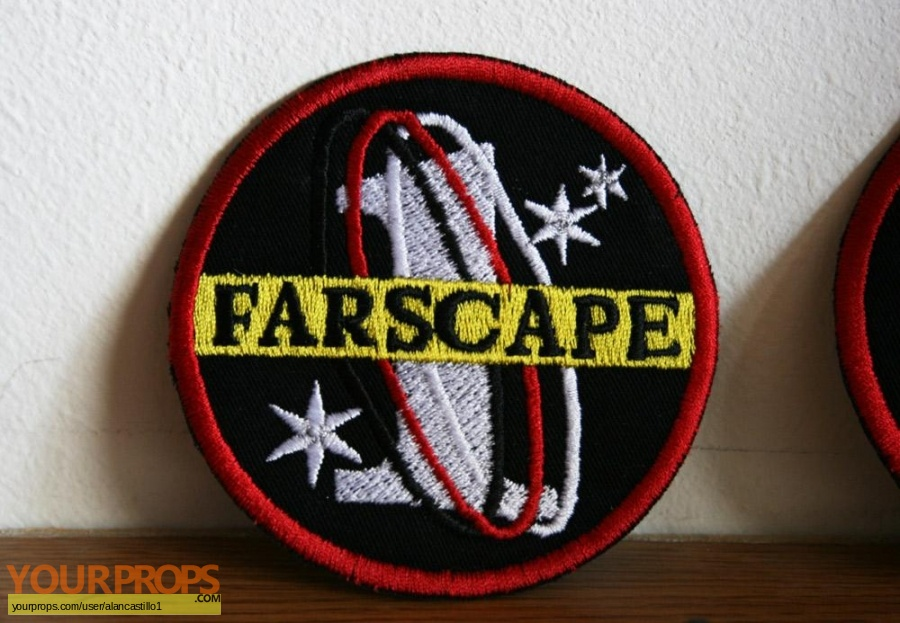 Farscape replica movie prop
