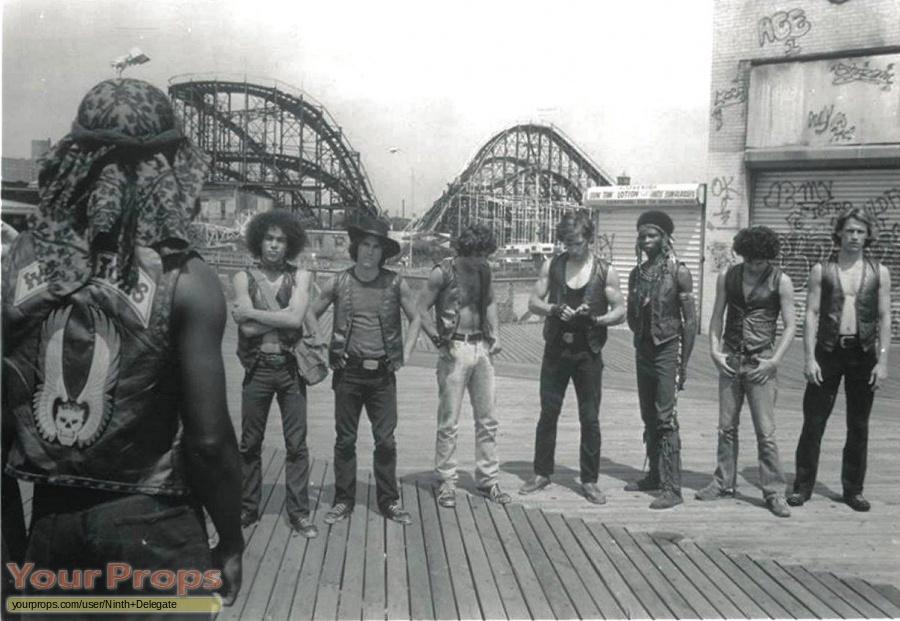 The Warriors original movie costume