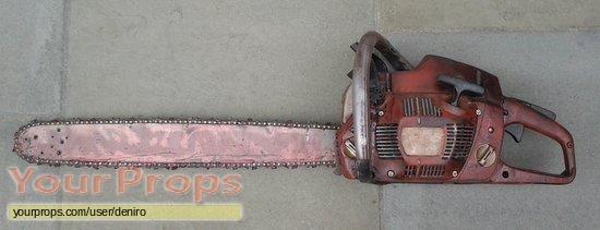Texas Chainsaw Massacre 3D original movie prop