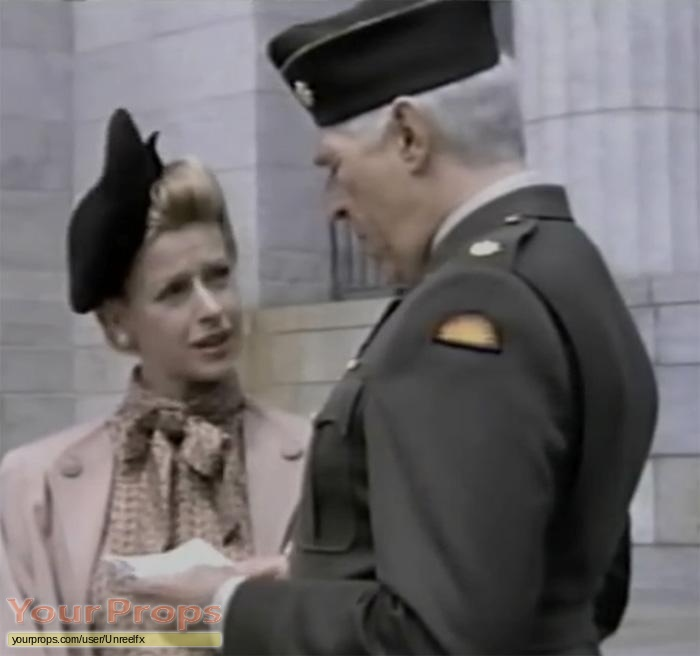 Death of a Soldier original movie costume