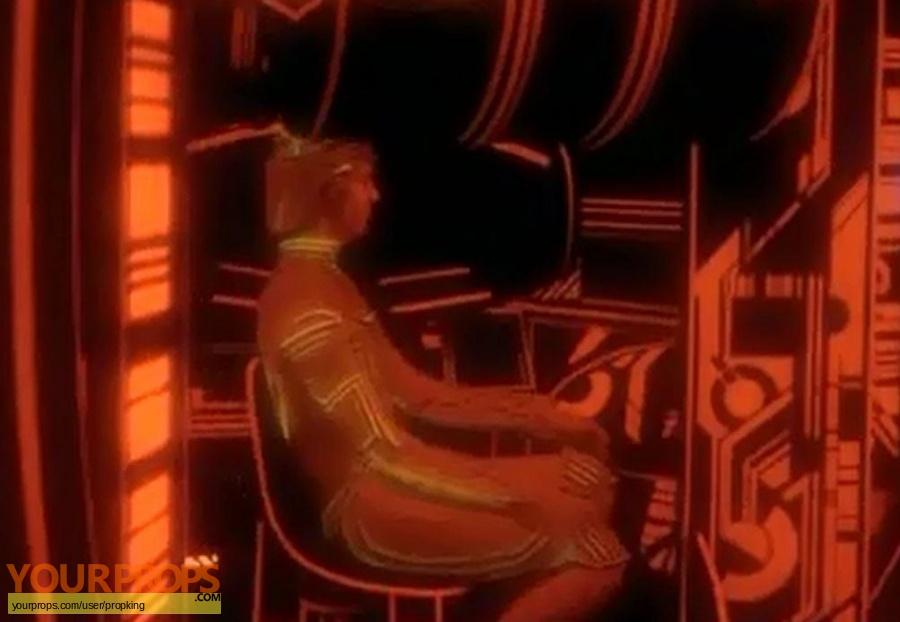 Tron original movie costume