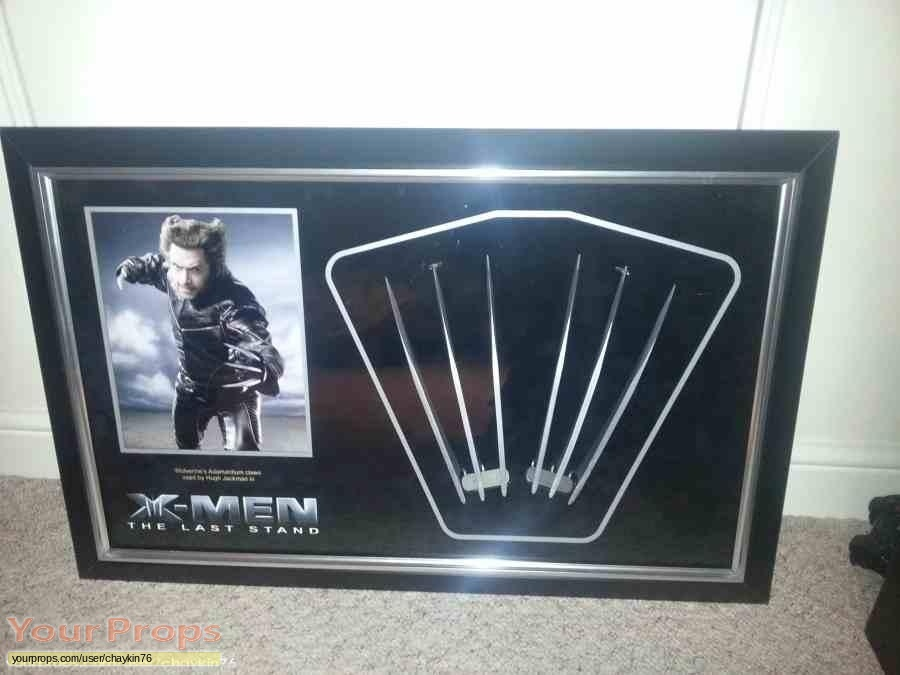 X-Men  The Last Stand original movie prop