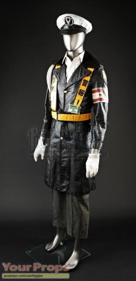 Pacific Rim original movie costume